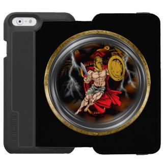 Gladiator and tigers incipio watson™ iPhone 6 wallet case