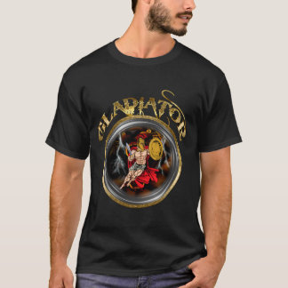 Gladiator and tigers T-Shirt