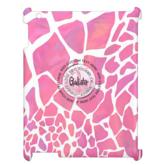 Gladiator Breast Cancer Cover For The iPad 2 3 4