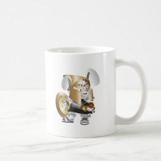Gladiator Bunny Coffee Mug