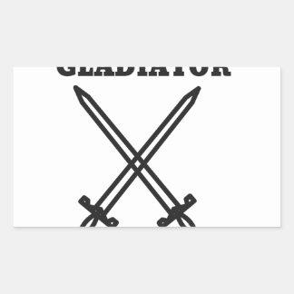 Gladiator Sticker