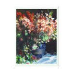 Gladioli dans une peinture de Pierre Auguste Renoi Impressions Sur Toile