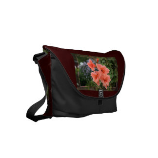Gladiolus Courier Bags