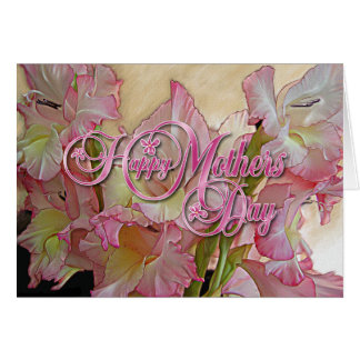 Glads Mothers Day Blank Card