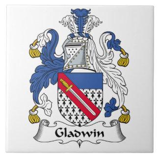 Gladwin Family Crest Tile