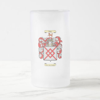 Glake (Ireland) Frosted Glass Beer Mug