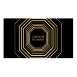 Glam Deco Jewellery Design Fashion Boutique No. 1 Business Card
