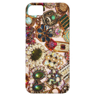 Glam Diamante Vintage Phone Case