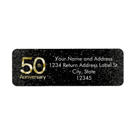 Glam Gold 50th Anniversary