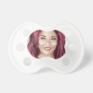 Glam Squad Baby Pacifier