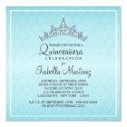 Glam Tiara Quinceanera Celebration Invitation