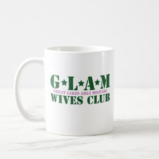 GLAM two Coffee Mug