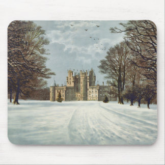 Glamis Castle Scotland Mouse Pad