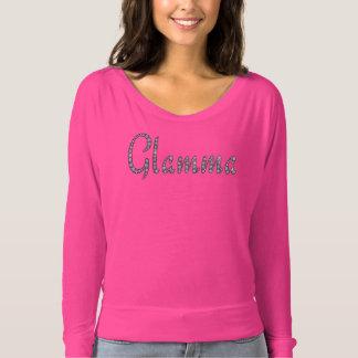 Glamma bling custom sweatshirt