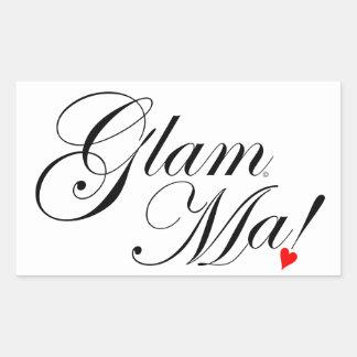 GlamMa Sticker