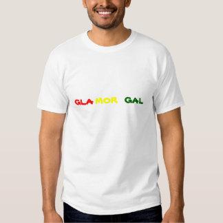 GLAMOR GAL T-SHIRTS