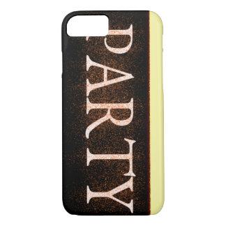 Glamorous party iPhone 8/7 case