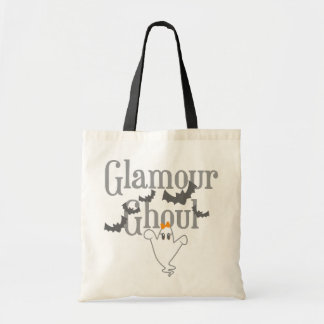 Glamour Ghoul Tote Bag