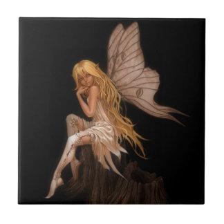 Glamour Girl Fairy Tile