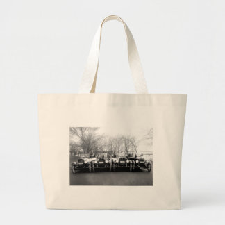 Glamour Girls & Classic Cars Vintage Photo Bags