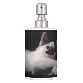 Glamour Kitty Soap Dispensers