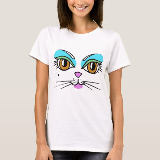 Glamour Kitty T-Shirt