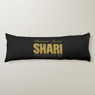 Glamour Queen Custom Body Pillow for SHARI
