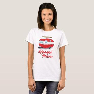 Glamper Camping Heaven Tee Shirt