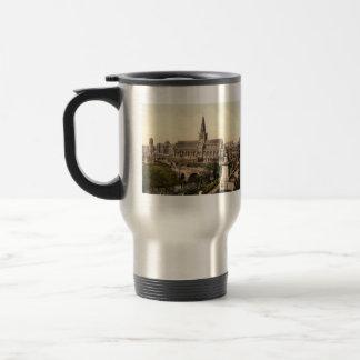 Glasgow Cathedral, Glasgow, Scotland Travel Mug