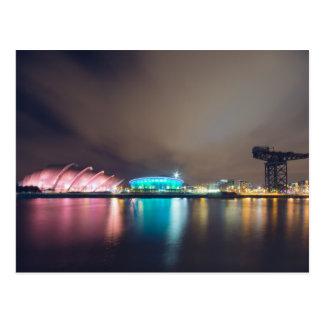 Glasgow Hydro Postcard