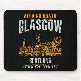 Glasgow Mouse Pad