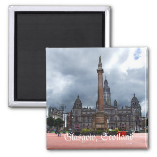 Glasgow, Scotland Magnet