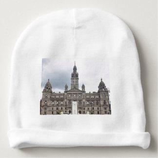Glasgow Town Hall Baby Beanie