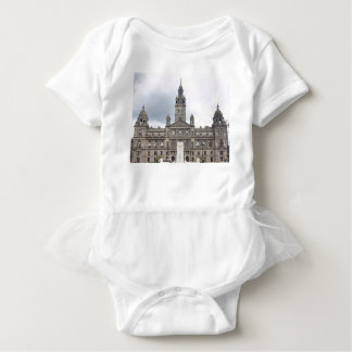 Glasgow Town Hall Baby Bodysuit