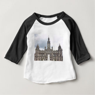 Glasgow Town Hall Baby T-Shirt