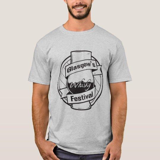 Glasgow's Whisky Festival T-Shirt