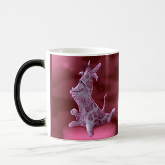 GLASH ALIEN MONSTER FUN Morphing Mug  11 onz