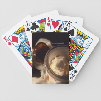 Glass and Shells (Colour) Poker Deck