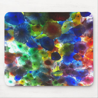 glass art mouse pad