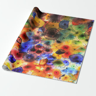 Glass Art Wrapping Paper(Las Vegas)