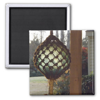 Glass Ball From Japan Magnet
