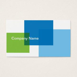 Glass Blocks Company Business Card