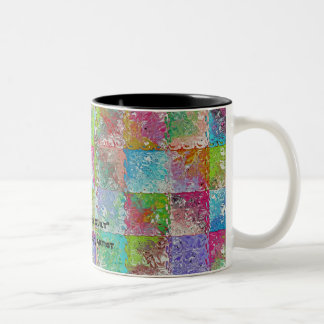 Quilt blocks coffee travel mugs zazzle canada for Glass block r value