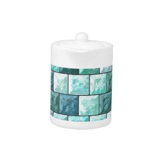 Glass blocks texture