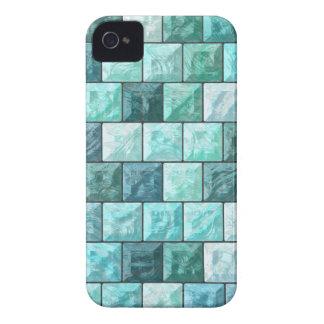 Glass blocks texture Case-Mate iPhone 4 cases