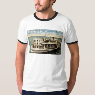 Glass Bottom Boat, Avalon, Catalina Island, CA T-Shirt