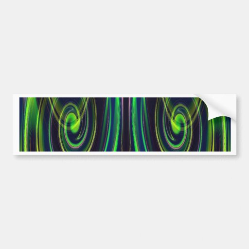 Glass Bumper Stickers