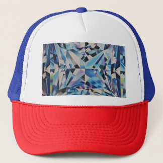 Glass Diamond Cap Hat