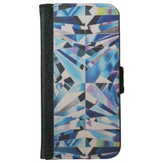 Glass Diamond iPhone 6/6s Wallet Case