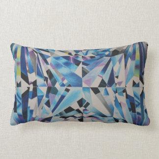 Glass Diamond Lumbar Pillow